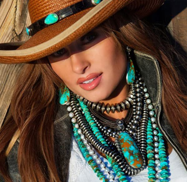Cowgirl - brit west hatbands