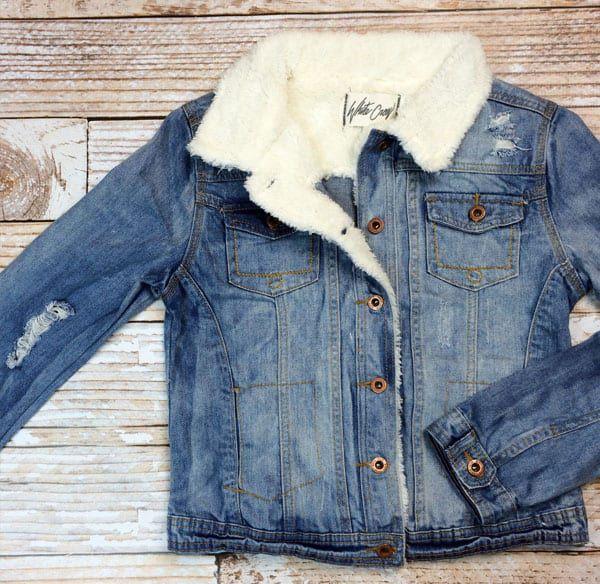 Cowgirl - swanky denim jackets
