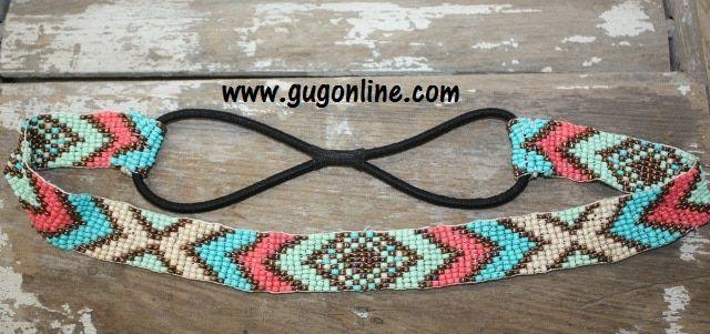 mint-coral-beaded-headband