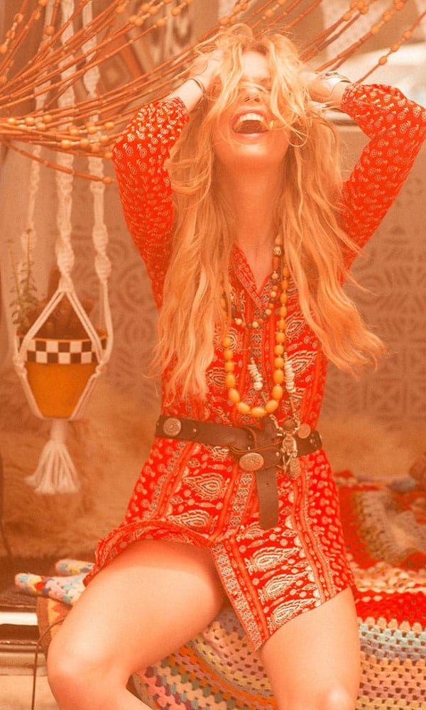 Cowgirl - shirt dresses