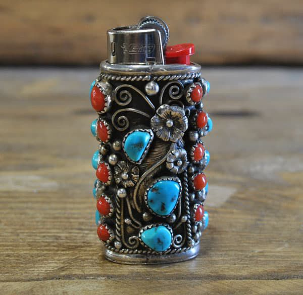 Cowgirl - unique turquoise finds