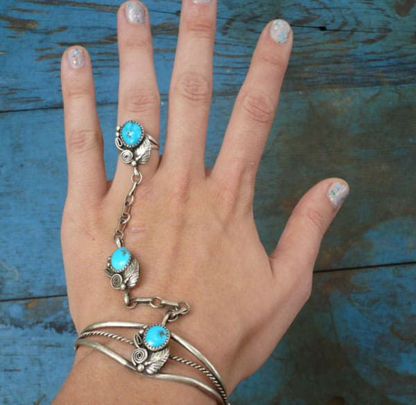turquoise finds cowgirl magazine