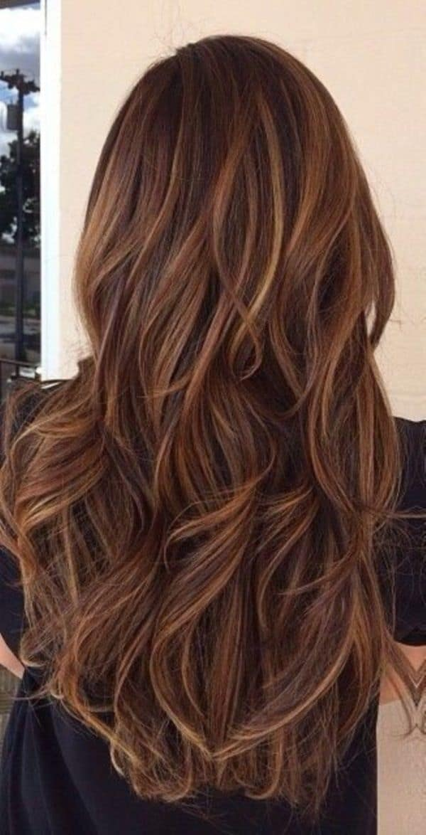 Try These Dark Hair Colors For Fall