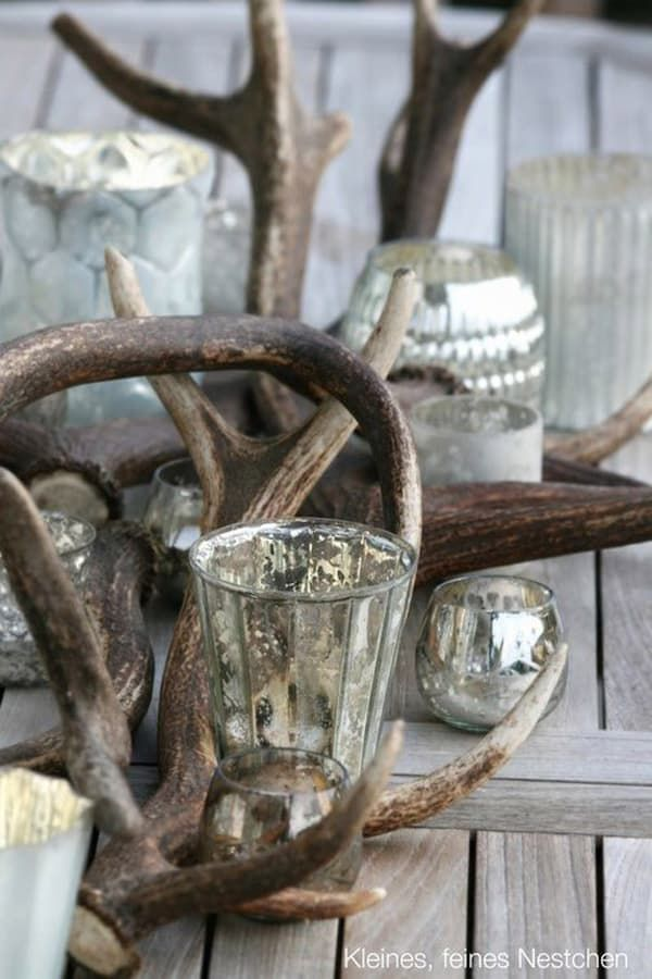 Antlers-and-candles