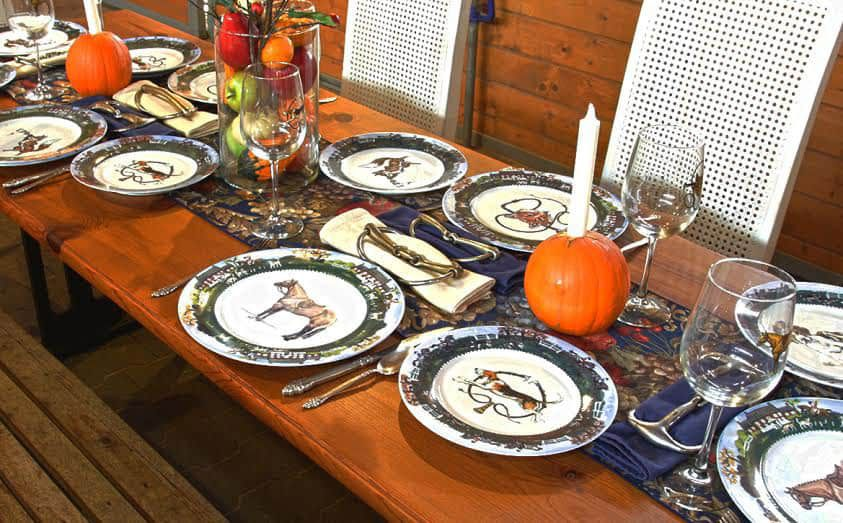 Equestrian-dinner-party
