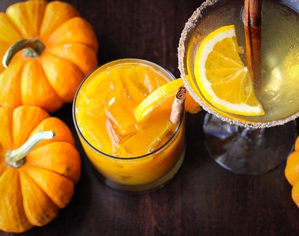 Pumpkin-Cocktails
