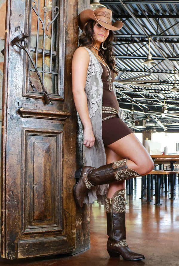 Cowgirl - Bodacious Boot Co.