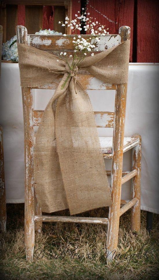burlap-chair-ties