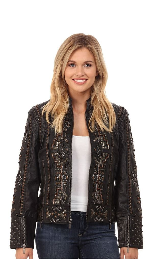 Cowgirl - leather jackets