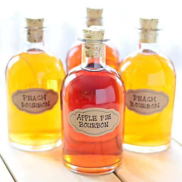 Infused-Bourbons-Apple-and-Peach