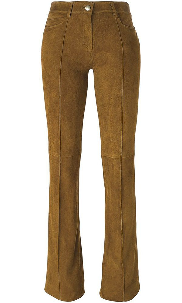 JITROIS--'Woods'-flared-trousers