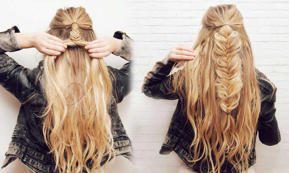 6 Braided Hairstyles To Try In 2017