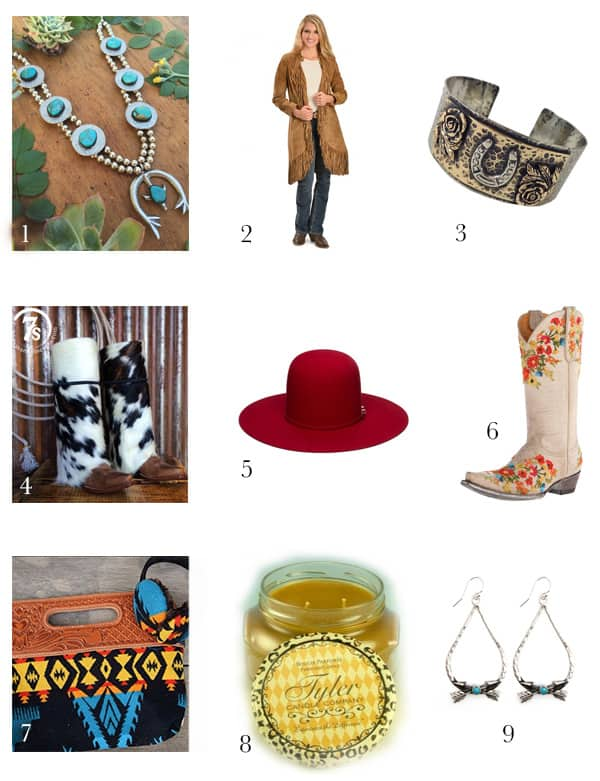 Cowgirl - Holiday Gift Guide