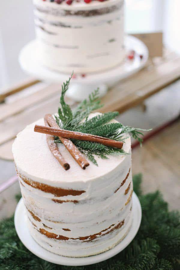 rustic-winter-wedding-cake