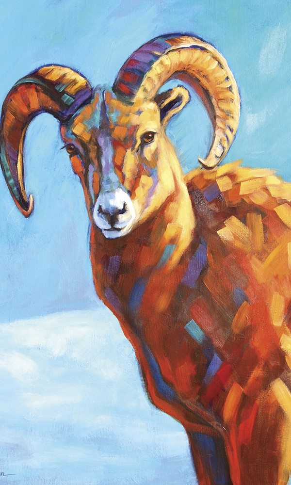 Big-Sky-Ram-by-Theresa-Paden