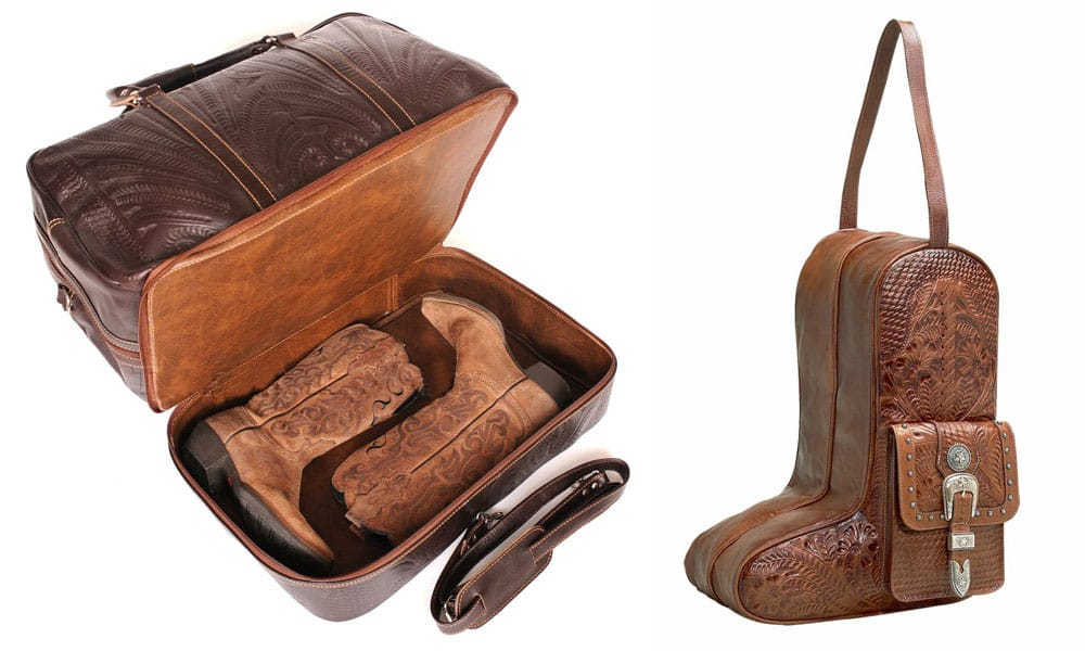 Are You Planning Traveling A Bunch This Year Bring Your Cowboy Boots Along In Style With Western Boot Bag
