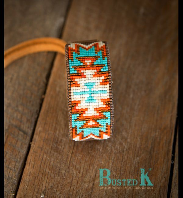 Cowgirl - Busted K Beadwork
