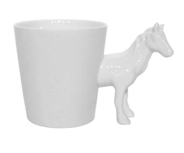 Ceramic-horse-tabletop-planter