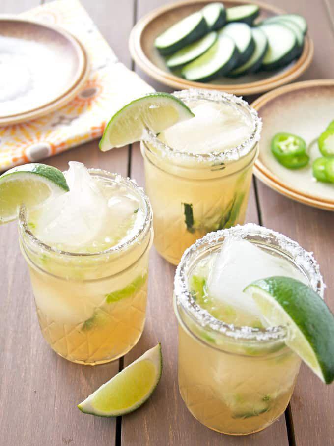 Cucumber-Jalapeno-Margarita