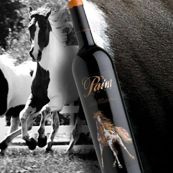 Paint-Horse-Wine