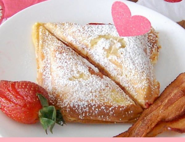 Cowgirl - Breakfast in Bed for Valentine's Day