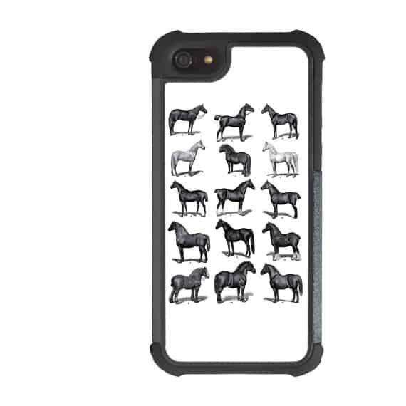 horse-phone-case