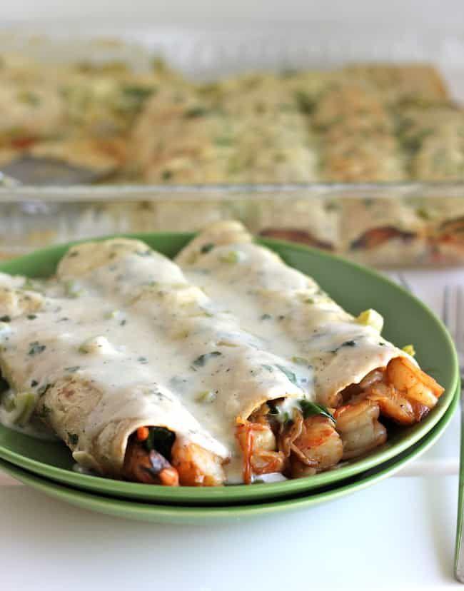 jalapeno-cream-sauce-enchiladas