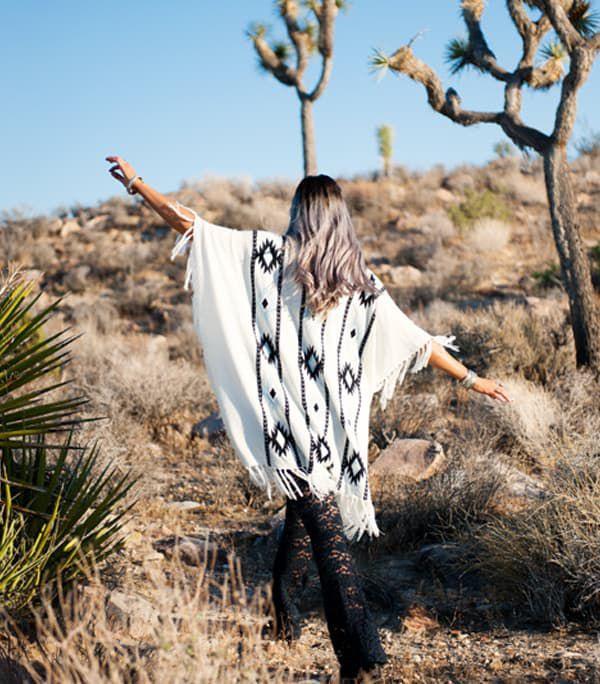 Cowgirl - Desert MUasis Lookbook