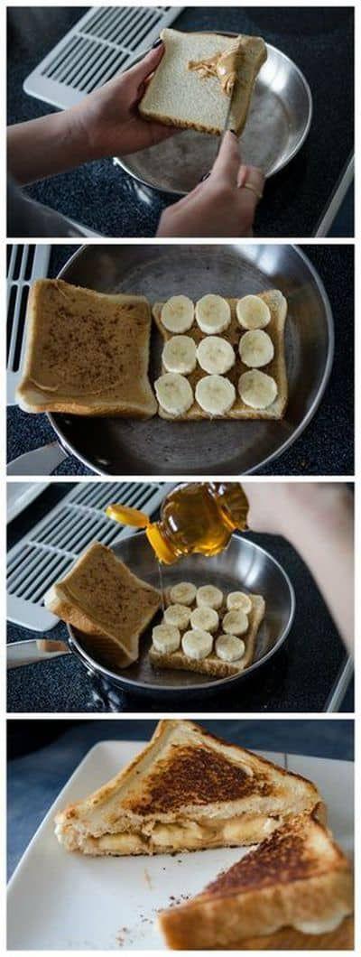 peanut-butter-honey-sandwich