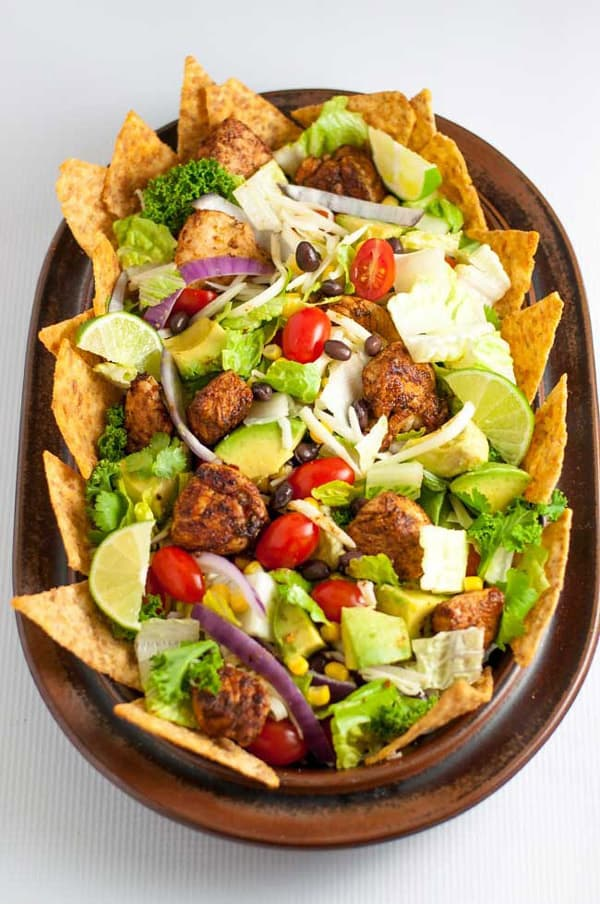 Taco-Salad-Chicken