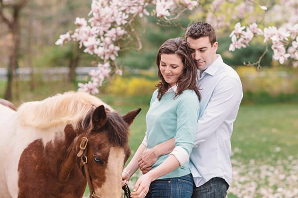 a-spring-engagement