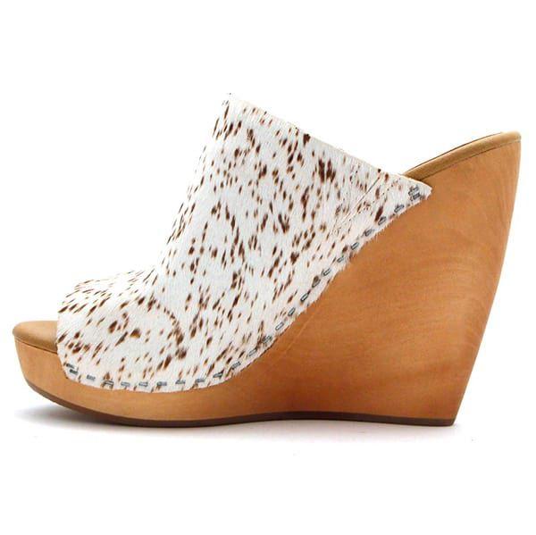 Cowgirl - Cowhide Heels