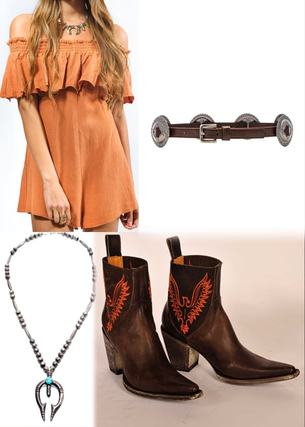 Cowgirl - Festival Fashion Picks