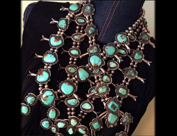 Cowgirl - Turquoise Hot Spot