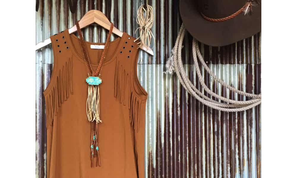 Fringe clothing from Savannah 7