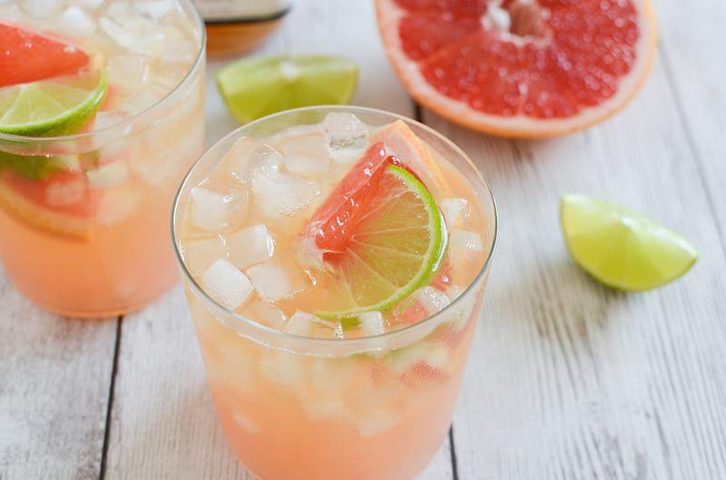 grapefruit-ginger-bourbon-sour