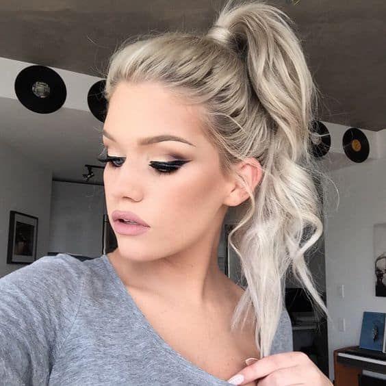 high-ponytail