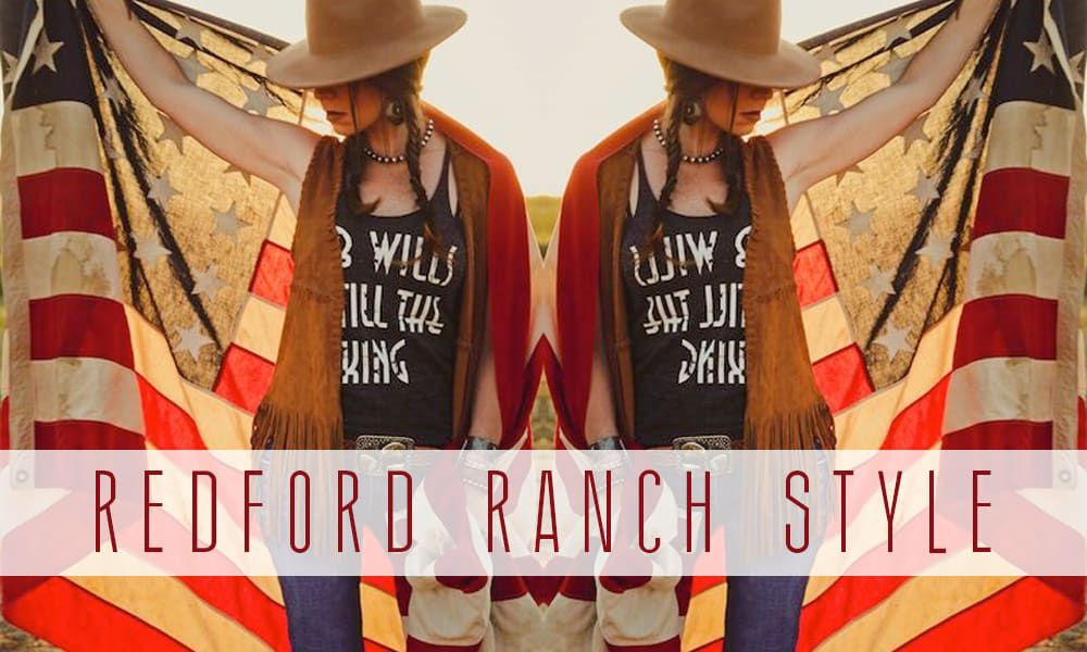 redford ranch style
