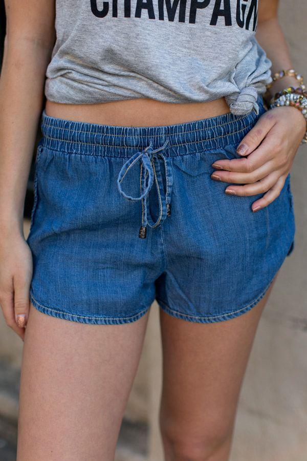 Cowgirl - Shorts Season