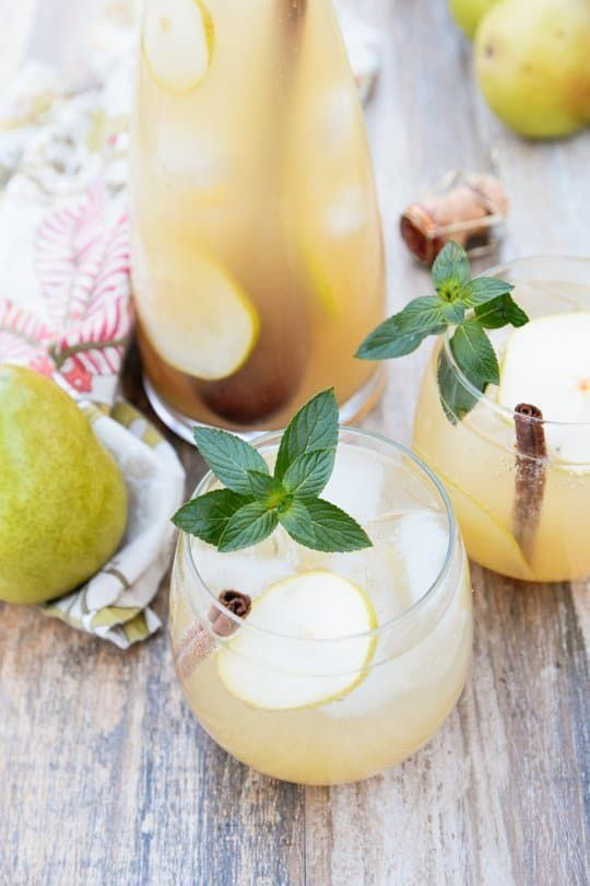 spiced-pear-ginger-cocktail