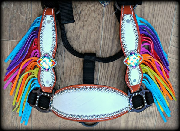 Rainbow-fringe-halter