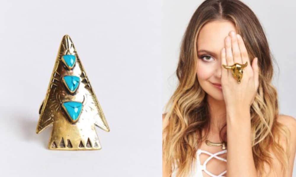 Southwest jewelry from Show Me Your Mumu