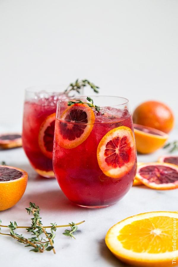blood-orange-elderflower-gin-cocktail