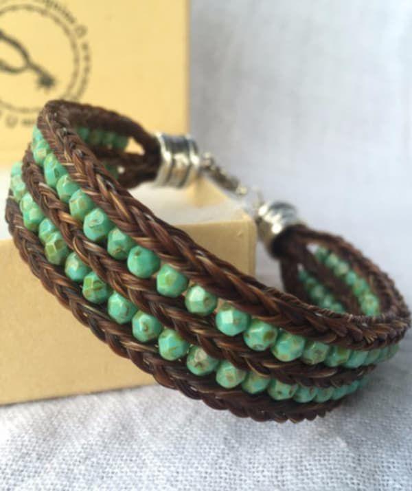 double-braided-horse-hair-bracelet