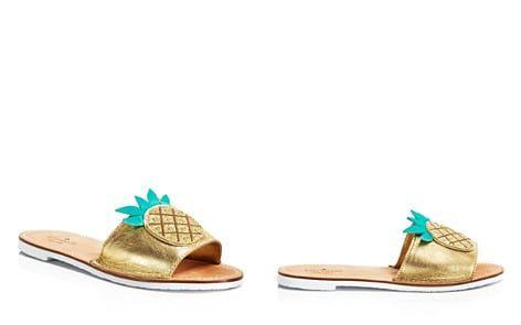 bright sandals
