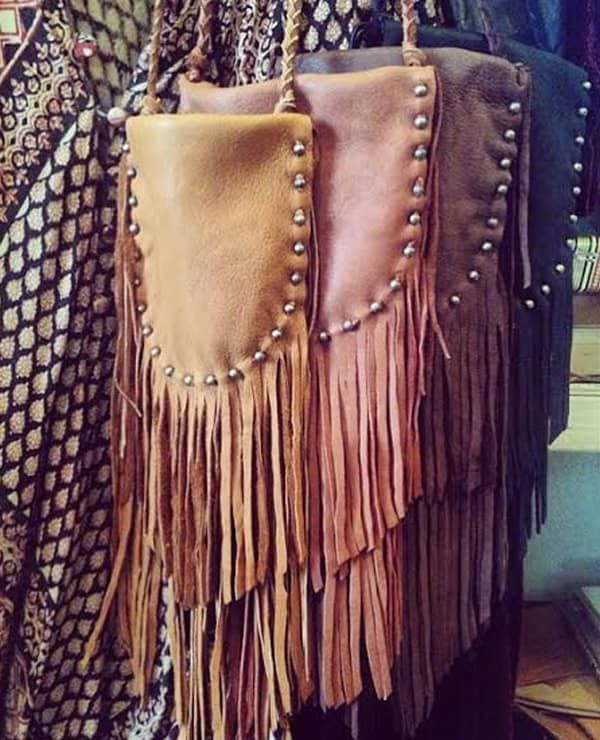Cowgirl - Leslie Crow Leather