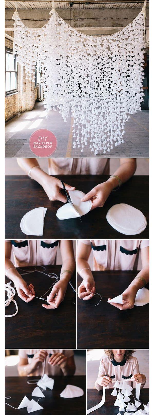 Cowgirl - Wedding DIY