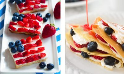 Patriotic desserts for July 4th