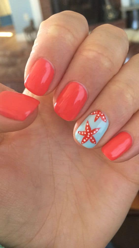 Give Your Nails A Little Summer Lovin With These Creative Nail Art Ideas That Are Perfect For The Dog Days Of Designs Will Brighten Up Any