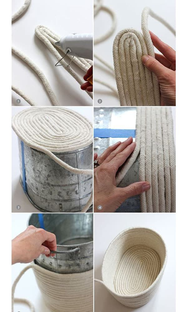 Cowgirl - Rope DIY's